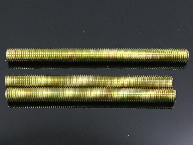 Aluminium Bronze Threaded Rods