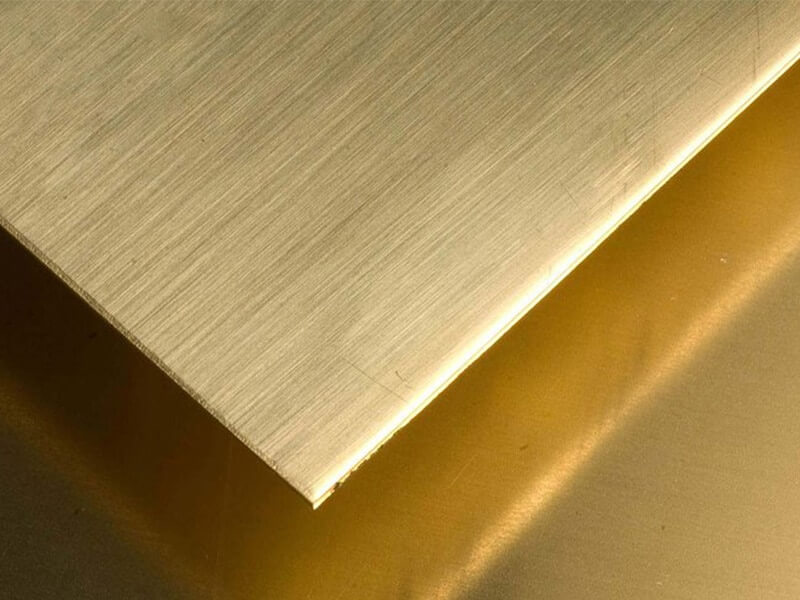 Brass Sheets Plates and Coils