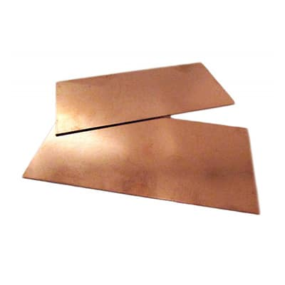 Copper Cold Rolled Sheet & Plate