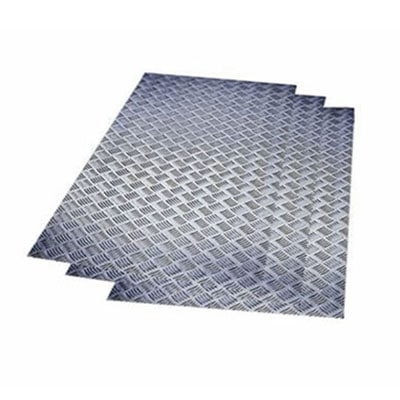 Stainless Steel 304 Cold Rolled Chequered Plate