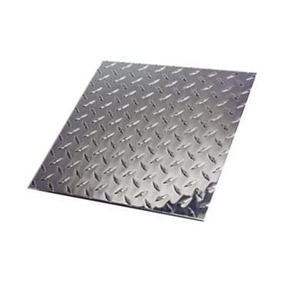 Stainless Steel 304 Hot Rolled Chequered Plate