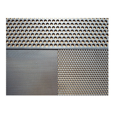 Stainless Steel 316 Hot Rolled Perforated Sheet