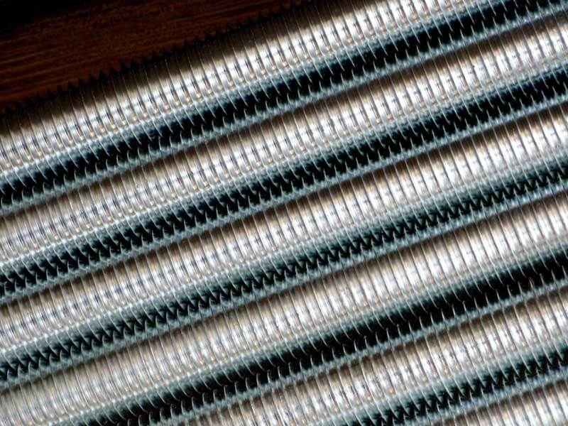 Incoloy Alloy 825 Threaded Rods
