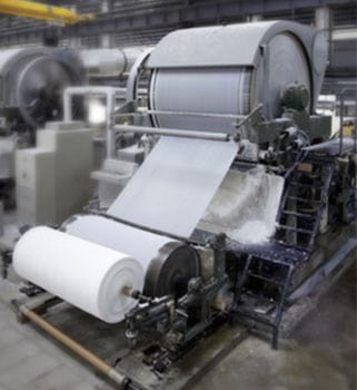 SS 321-321H Slitting Coils uses in Paper & Pulp Industries