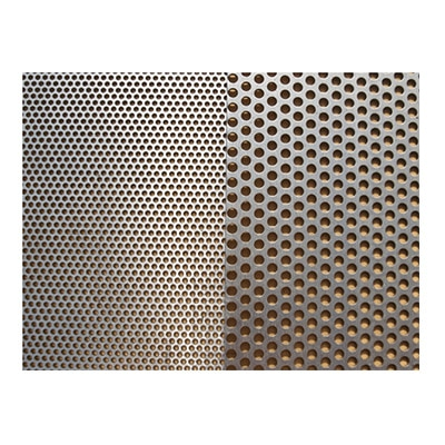 Stainless Steel 316 Perforated Sheet
