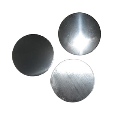 Stainless Steel 316Ti Polished Circles