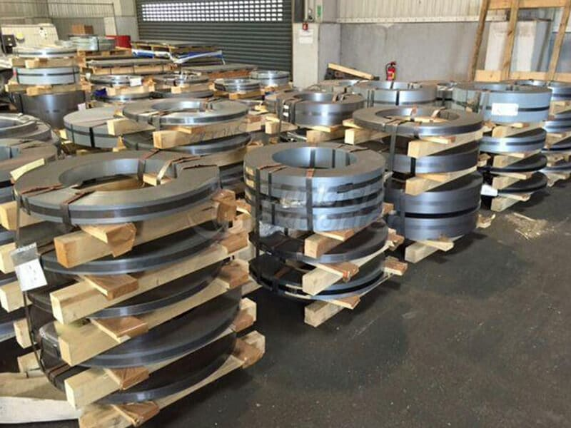 Stainless Steel 304L Slitting Coils