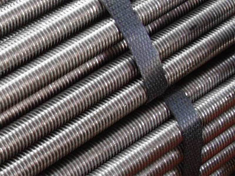 SS 304L Threaded Rods