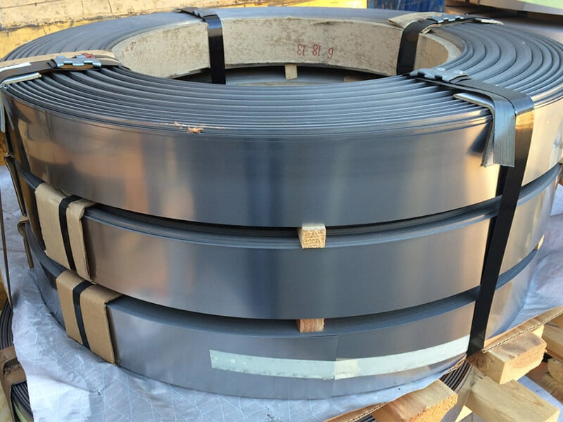 Stainless Steel 316L Slitting Coils