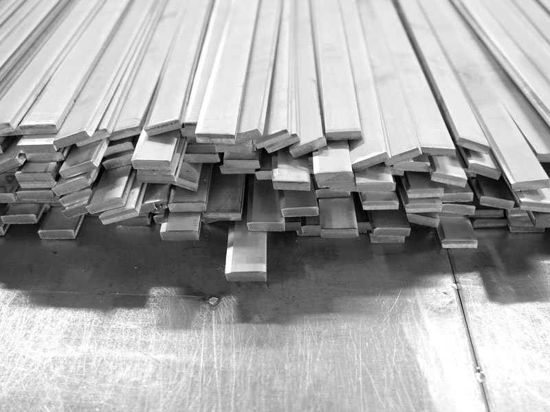 Stainless Steel 316Ti Flats, Angle, Channel