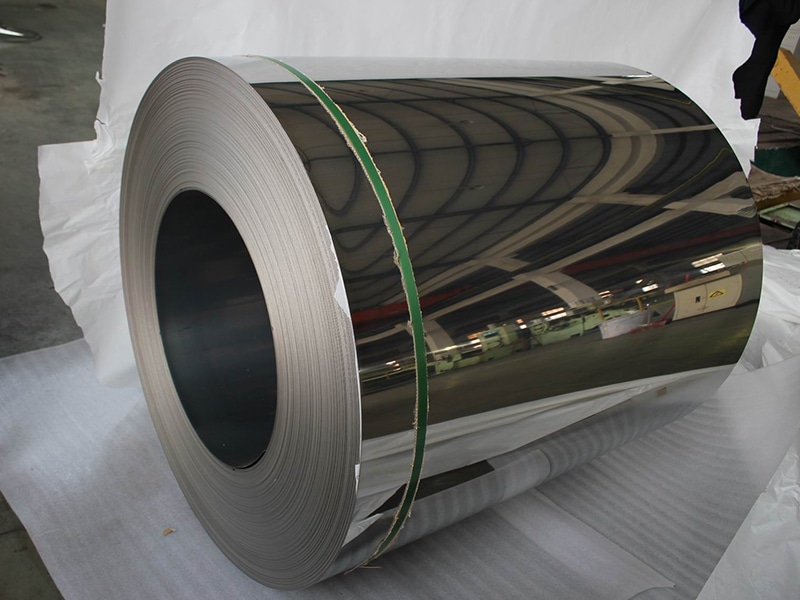 Stainless Steel 321-321H Coils