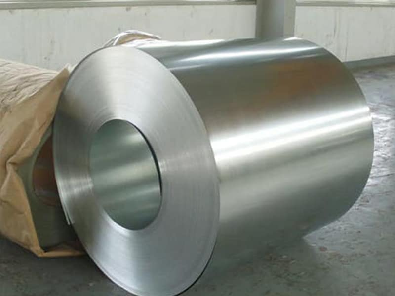 Stainless Steel 347-347H Coils