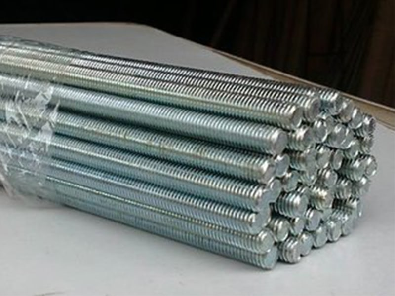 SS 347-347H Threaded Rods