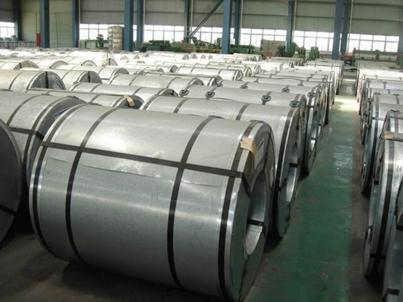Stainless Steel 409M Coils