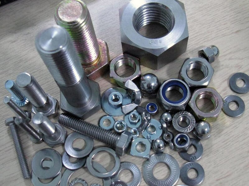 Stainless Steel 304/304L Fasteners