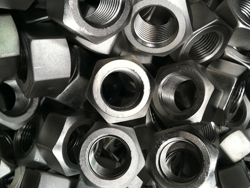 Stainless Steel 304/304L Nuts