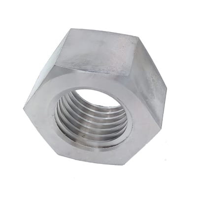 Super Duplex Steel UNS S32750 / S32760 Nuts