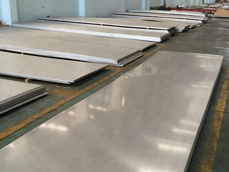 SS X5crNi1810 Sheets and Plates