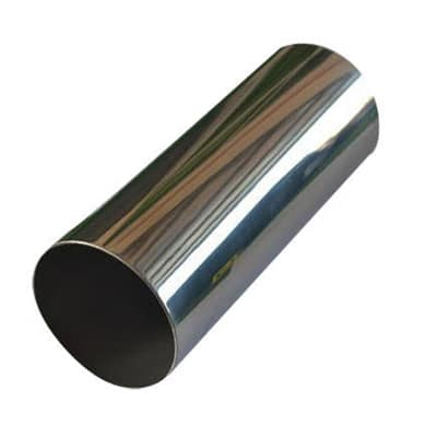 Stainless Steel 316 Mirror Polished Slotted Pipe
