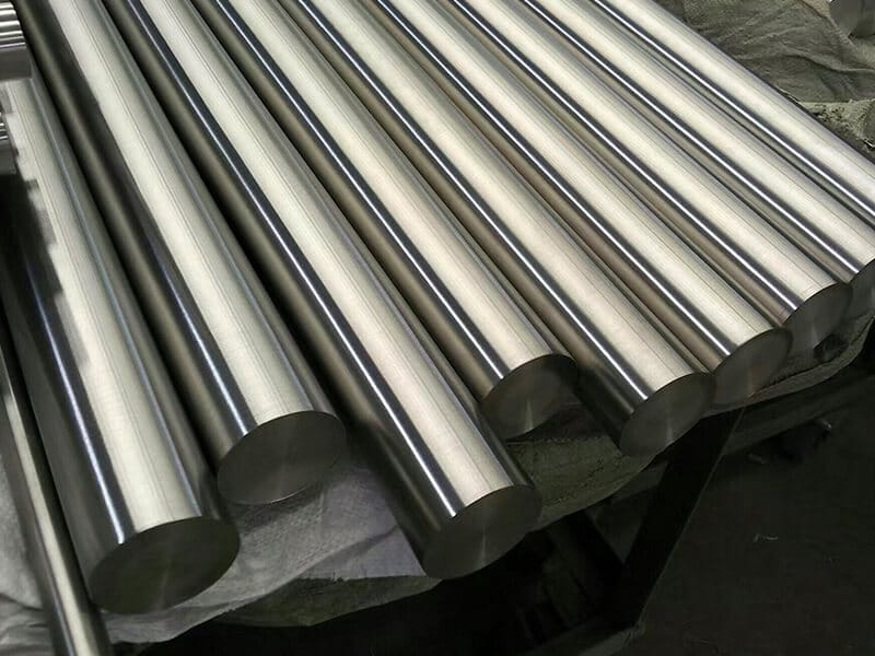 Tantalum Bars and Rods