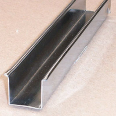 Stainless Steel 316 U Shape Channels